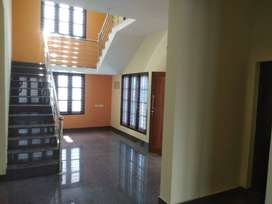 6 cent plot with 1750 sq.ft 3 BHK house for sale in kollam chathannoor