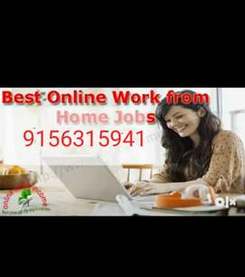 Wanted genuine data entry workers