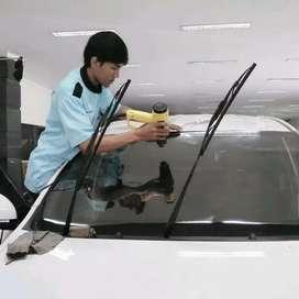 Central pemasangan kaca film mobil dan gedung