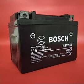 Bosch mf aki motor honda beat