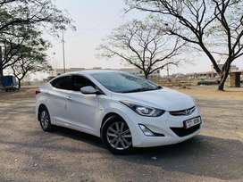 Hyundai Elantra 1.6 SX Option, 2015, Diesel