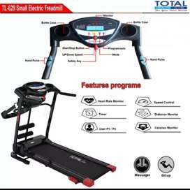 Treadmill elektrik olahraga - tl 629m peralatan olahraga
