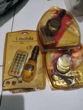 CAR MP3 PLAYER i-mobile