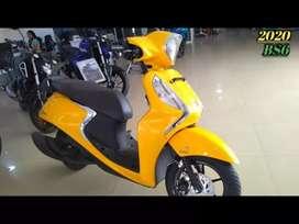 Yamaha fascino 125 BS6 brand new pay RS 6999 Chennai customer only