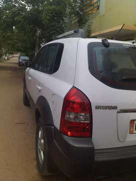 Hyundai tucson 2005 in mint condition