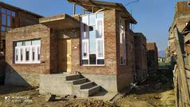 Newly constructed one story house at 7 marlas in bemina