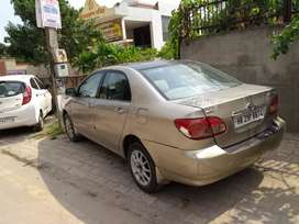 Toyota Corolla CNG registered , good condition, No Expense
