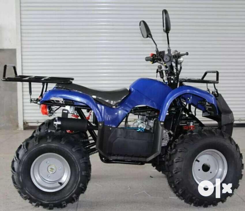 125cc neo Atv in petrol engine automatic 0