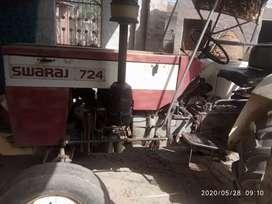 Swaraj 724, full kaam tyar 60%