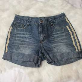 Aici.Co Celana Pendek Jeans Hotpants   Thrift Preloved