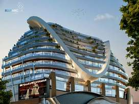 Shops Available For sale on instalments  Location Islamabad