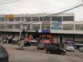 SHOWROOM FLOOR AVAILABLE FOR SALE AT ASM PLAZA, VIP ROAD, ZIRKAPUR