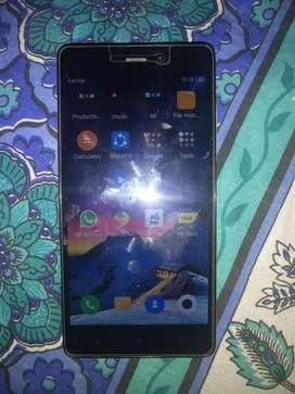 Redmi 3s prime mobile