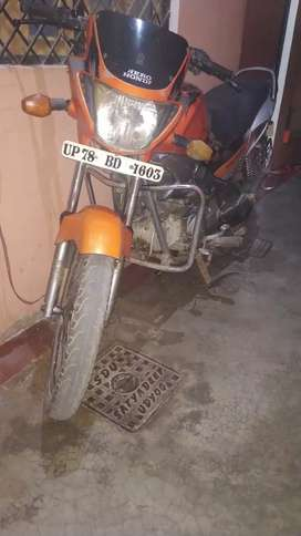 Hero honda glamour 1 kick start