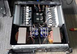 Power amplifier 10AX2