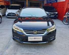 Di jual Honda Accord 2,4 Vti-l ES matic triptonik th2015 akhir Hitam