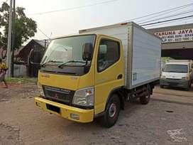 Mitsubishi Colt Diesel Canter 110PS Box Engkel 2008 TT Microbus