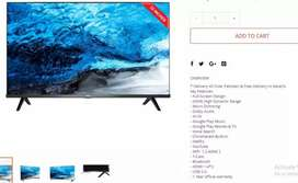 TCL Smart Android Led Tv
