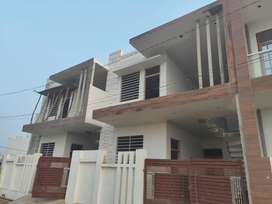 New 3 bhk duplvilla 1600 sqft vastum city nr Shaheed path nr transport