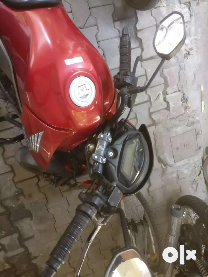 160cc Honda Unicorn RED Color 0