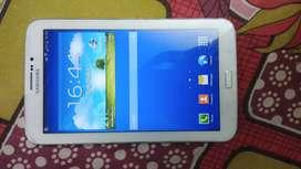 Samsung Galaxy Tab 3 7Inch+Sim+Wifi @3500/-