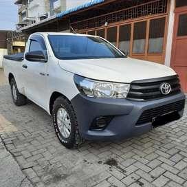 Toyota Hilux 2.4 Diesel Single Cab 2018