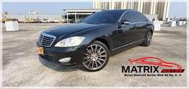 Mercedes Benz S350 2008 Elegant Black ATPM