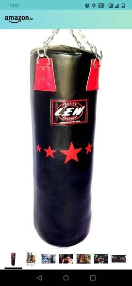 Kickboxing bag