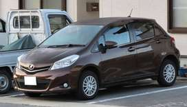 Toyota Vitz 2018 .. There is ni subsitutte