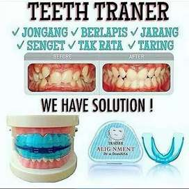 Perapi gigi teeth trainer