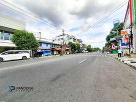 Tanah 1147m2 Dekat Quick Traktor di Jln Magelang Km.3 Cocok Showroom