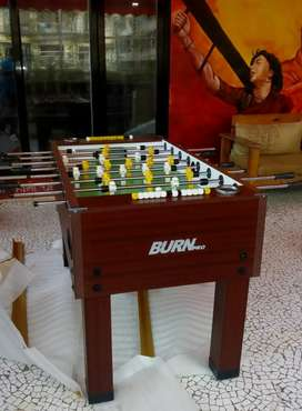 Soccer and tt tables