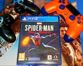 Spider-Man Miles Morales PS4