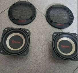 Speaker 4 inch mid