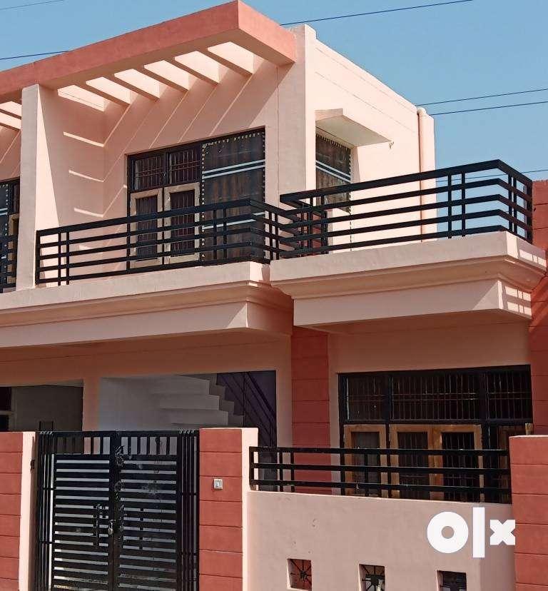 Ready To Move House near PGI Hospital Vrindavan Yojana Raibareli Road 0