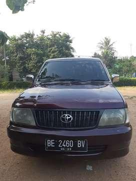 Dijual mobil kijang lx th. 2004
