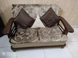 6 Seater Sofa Set .