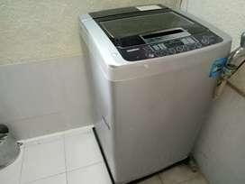LG washing machine model WF-T7519PR 6.5kg
