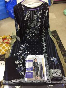 Clearance sale of Stitched lawn dresses Large size