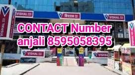 30 candidate argent hiring Vishal mega mart