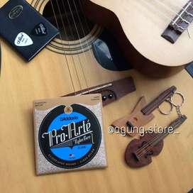 Senar gitar klasik nylon Dadario Ej46