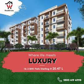 30min Drive from Madhapur, 2,3&4 Bhk Flats for Sale at Patancheru