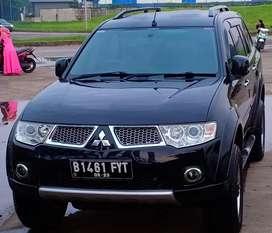 Mitsubishi Pajero Exceed 2011
