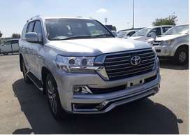 Toyota Land Cruiser 2015 on easy installments