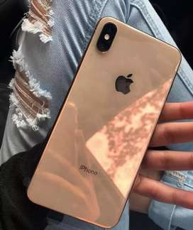 IPhone Xs max 256gb gold 5 months