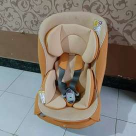 Preloved carseat combi
