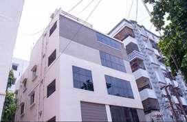 1 R Sharing Rooms for Women at ₹12600 in Tarnaka, Hyderabad