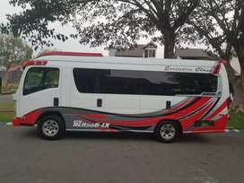 Sewa mobil elf Hiace bus Alphard Camry Fortuner Innova dll Jabodetabek