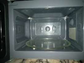 Haier microwave oven used 1month