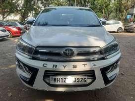 Toyota Innova Crysta 2.4 V, 2019, Diesel